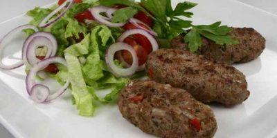 Arabisk-Kebab